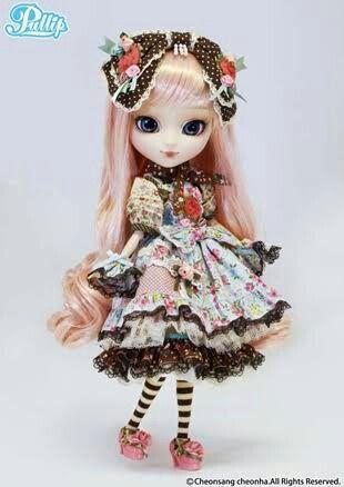 Alice Du Jardin PINK!!!