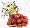 Gulab jamun and flowers for Mumbai delivery. Assured free home delivery to Mumbai for all location. Visit our site : www.mumbaiflowersdelivery.com/flowers/thanks-you-flowers.html