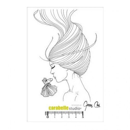 20 best carabelle studio images on pinterest stamps for Fish symboled stamp