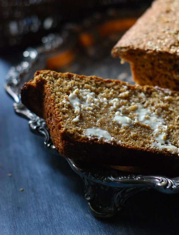 easy no-knead whole wheat bread