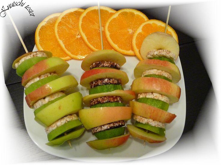 Apfel- Burger  