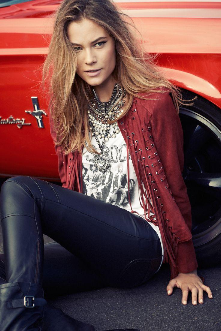 boho chic campanhas de moda | ... de Bebel Moraes e make&hair de Vini Kilesse, na campanha de Inverno