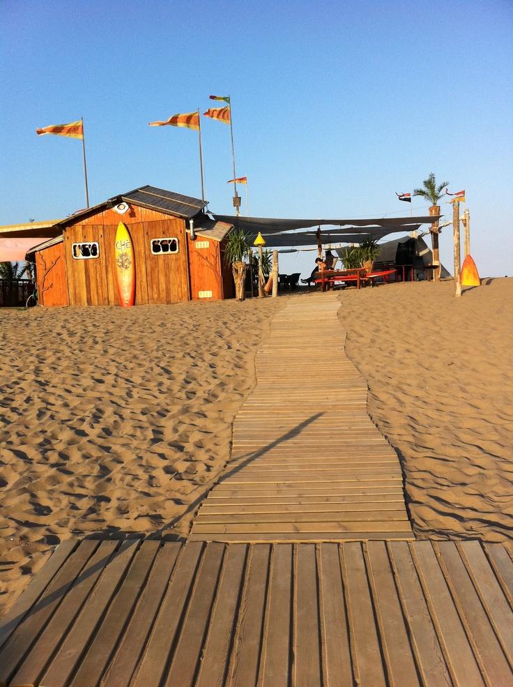beach bar sant pere pescador