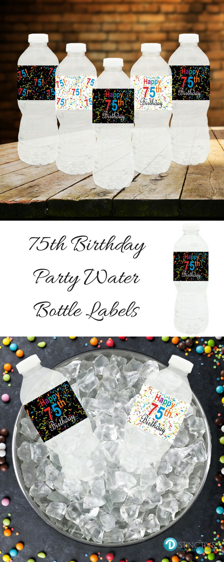50 Best 75th Birthday Party Ideas Images By Distinctivs On
