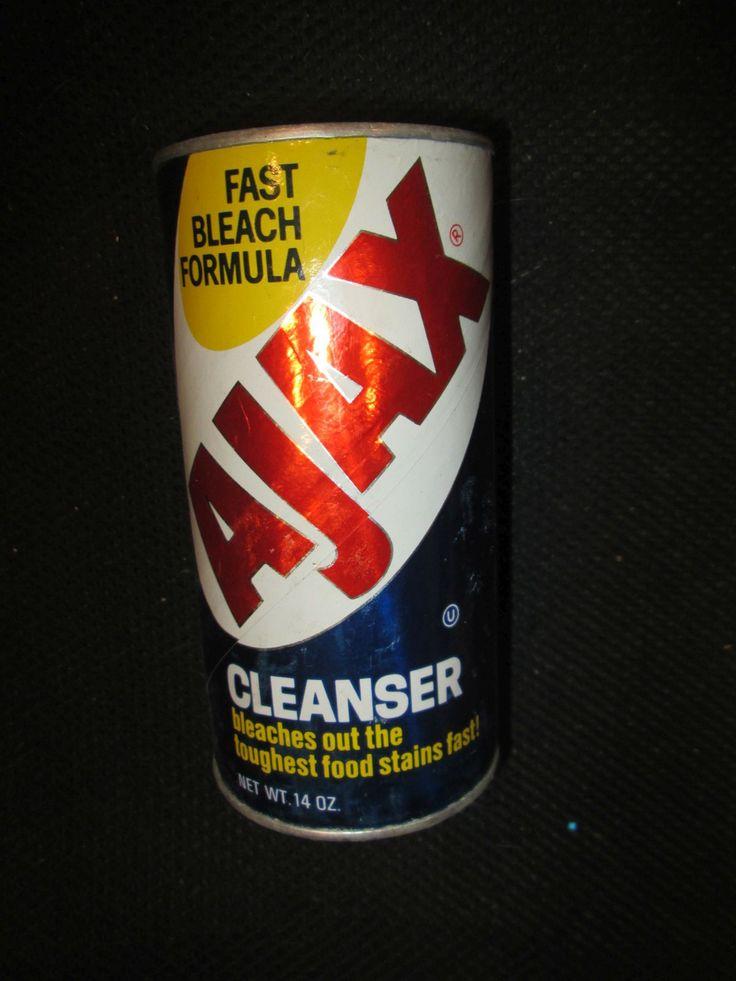 Kitchen : Ajax Cleanser 14 oz Colgate Palmolive Co