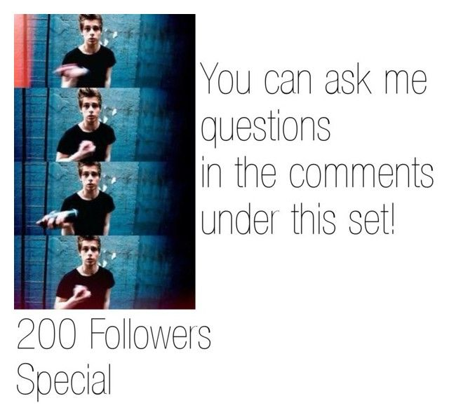 """200 Followers Special"" by voilet-wolsey on Polyvore"