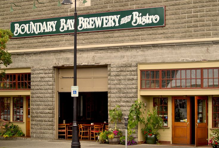 Boundary Bay Brewery, Bellingham, Washington