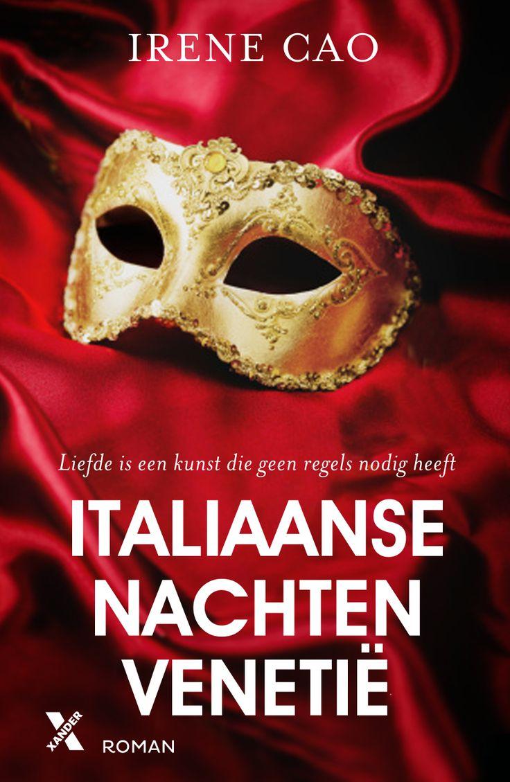 Cover Italiaanse Nachten Venetie