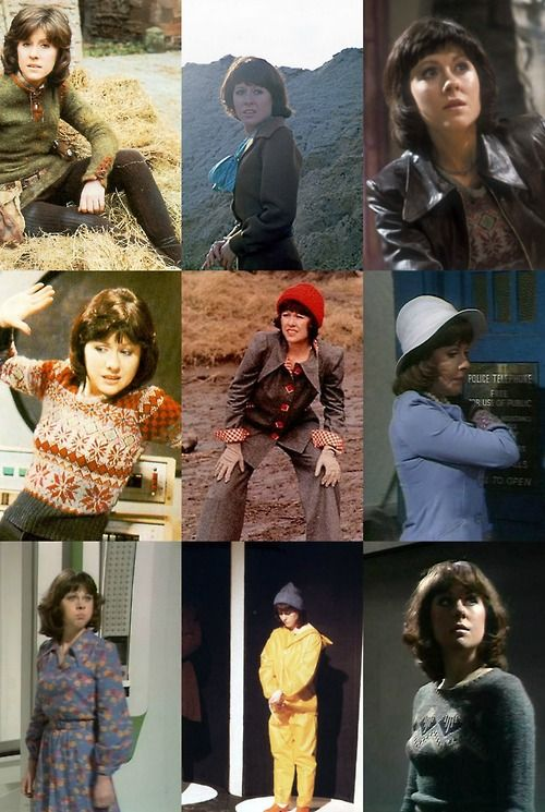Day 2: Favorite Companion: Classic Doctor Who: This was a hard one... But, I already have a bunch of Donna, so, here is Sarah Jane, who I do love. She was and remains amazing. (1) sarah jane smith | Tumblr