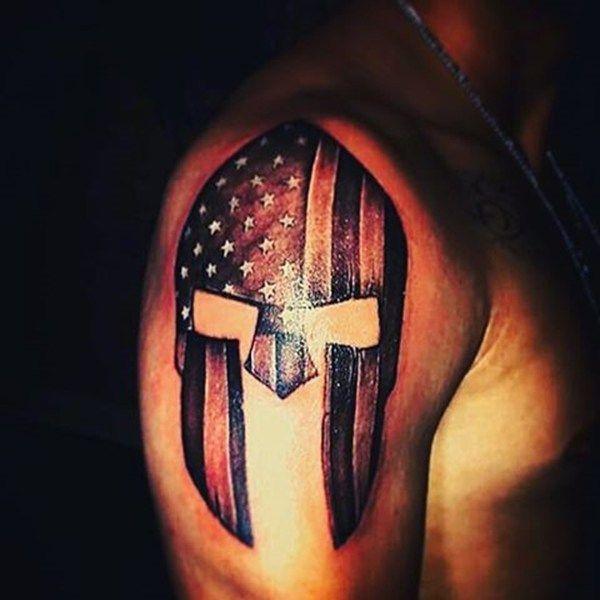 100 Awesome Army Tattoos Ideas