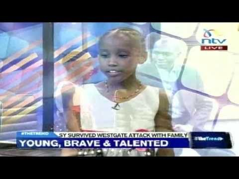 "#theTrend: 9-year-old Westgate survivor Sy Luedeling sings Kingdom Melody ""The Miracle of Life"""