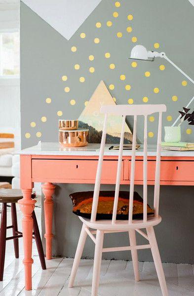 Die besten 25 konfetti ideen auf pinterest konfetti - Wandsticker gold ...