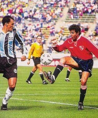 Jorge Burruchaga - Club Atletico Independiente