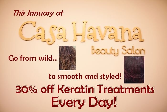 ¡Hola! Give your hair some extra love and kick off 2017 in style. 30% off Keratin hair treatments every day! #CasaHavanaSalon. #Dubai #MyDubai #BeautySalon #MakeOver #HairCare #Fashion #Keratin #Trend #DubaiHairStylist #DubaiSalons #Style #Newlook #Loveit #AD #UAE #ImpressionMaker