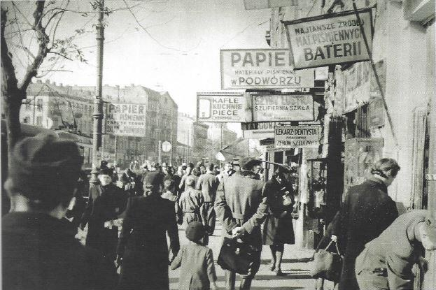 ~1946, Praga District, Warsaw, Poland