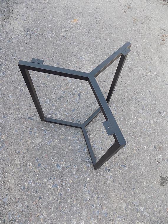 Tischsockel Tischbeine Couchtisch Beine Metall Tischbeine