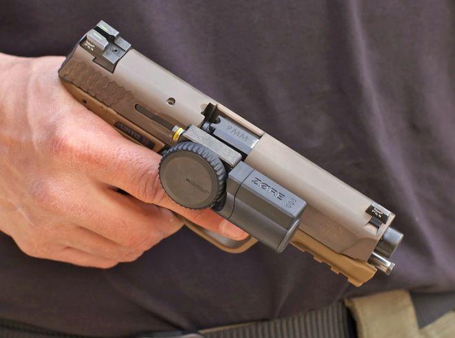 ZØRE Releases X Core Series Handgun Lock - The Firearm BlogThe Firearm Blog