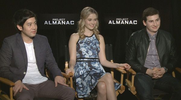 Project Almanac part 15: Irresolution http://www.examiner.com/article/project-almanac-part-15-irresolution in which the end of the series attempts to make any kind of sense of the end of the movie.  Pictured:  Project Almanac cast grouping photo