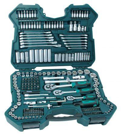 Para los más manitas de la casa, os traemos un kit de herramientas  con un gran descuento. Con este maletín de mas de 200 herramientas tendrás todas las necesidades cubiertas. Consigue este gran descuento de mas de 100 euros con un simple clic.   #caja #chollo #herramientas #Mannesmann