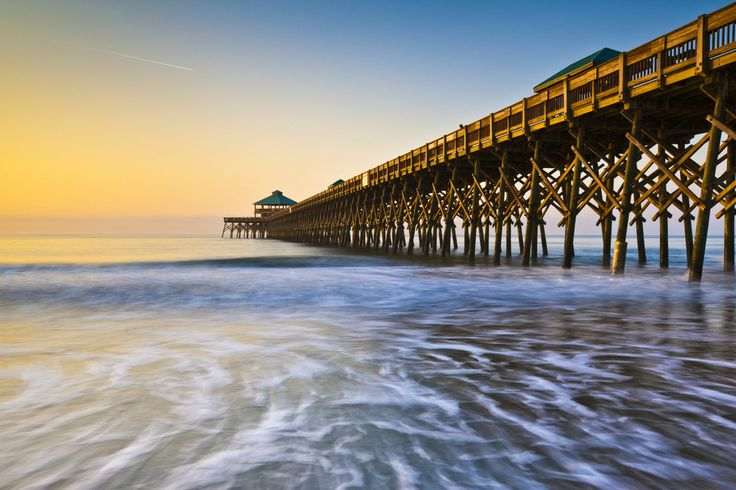 Vote - Folly Beach - Best East Coast Beach Nominee: 2016 10Best Readers' Choice Travel Awards