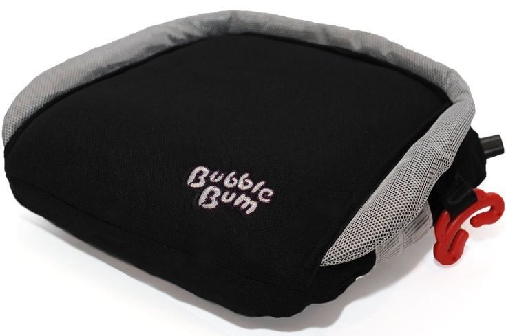 BubbleBum Inflatable Booster Seat    Suitable Weight Range: 40 - 100lbs  Available Colors: black, chevron/neon and pink/chevron   http://babyessentials101.com/top-ten-sellers-booster-car-seats-2015/   #toptenboostercarseats