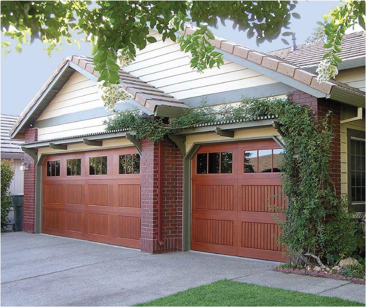 14 Best Faux Wood Garage Doors Fiberglass With Wood