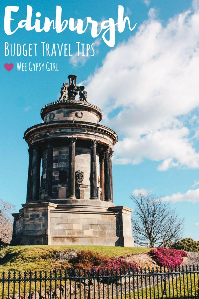 Edinburgh Budget Travel Tips