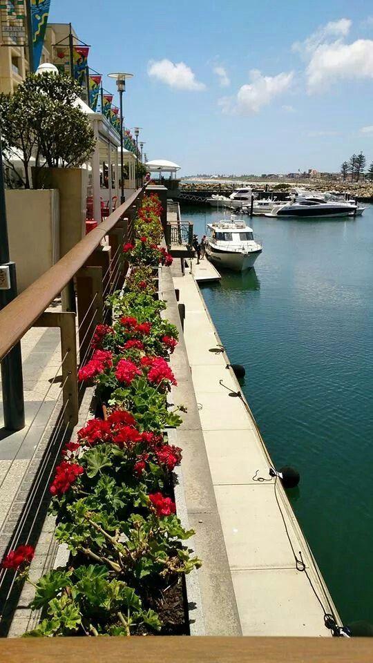 Marina pier, Glenelg, Adelaide Australia