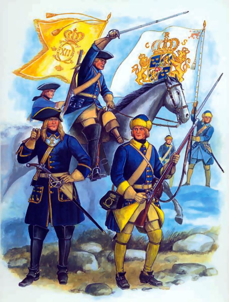 Swedish army during the Great Northern War