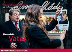 """""""Vater"""" von Florian Zeller - Theater in der Josefstadt Wien"""