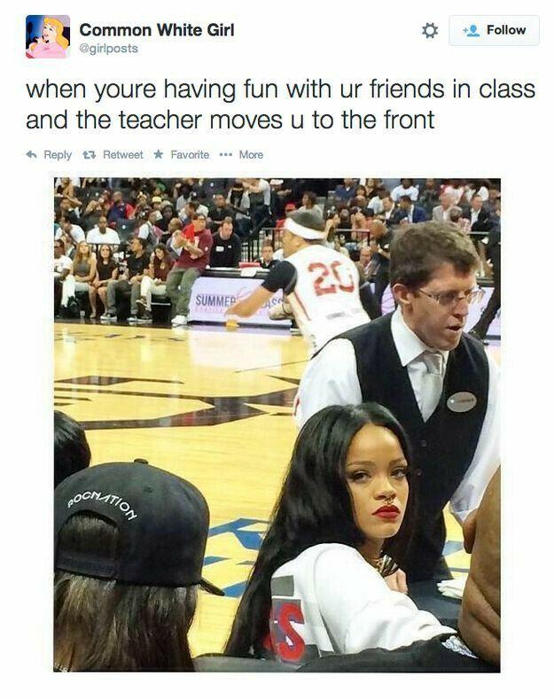 Rihanna meme