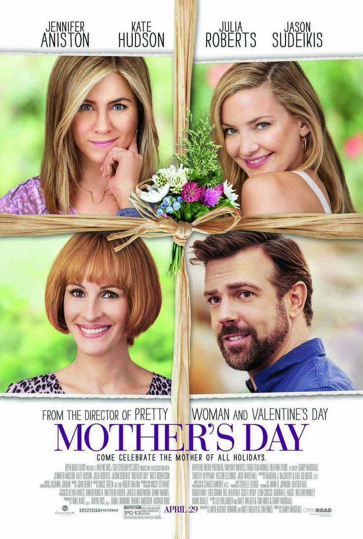 Mother's Day (2016) Film Poster