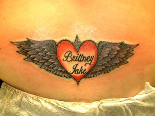 See more tattoo ideas on http://tattoosaddict.com/cool-winged-red-heart-tattoo-on-back-475.html Cool Winged Red Heart Tattoo On Back #475 - http://tattoosaddict.com/cool-winged-red-heart-tattoo-on-back-475.html #475, #Back, #Cool, #Heart, #On, #Red, #Tattoo, #Winged