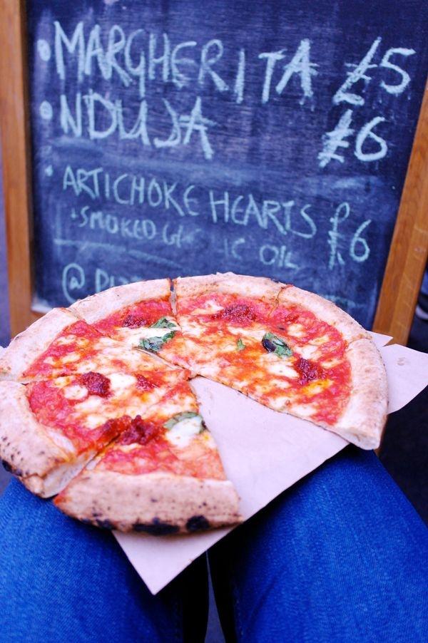pizza pilgrims / soho