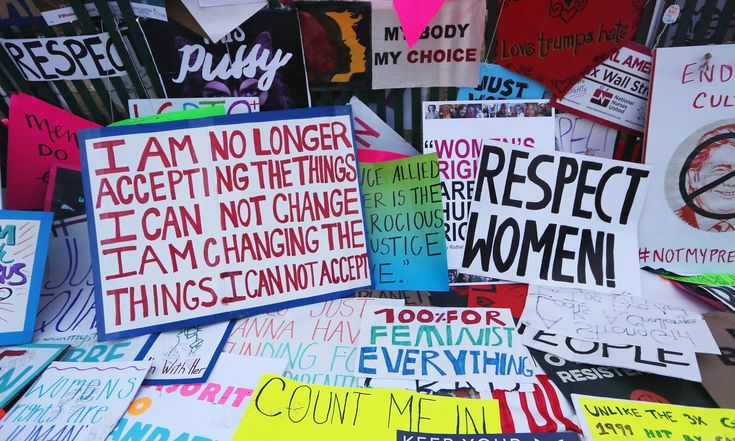 16 Clever Women's March 2018 Sign Ideas If You're Looking For Some Inspiration