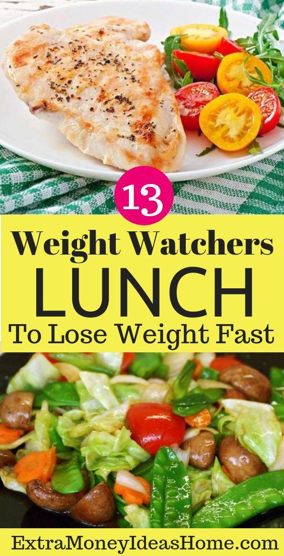 13 Melhores Refeições para Vigilantes do Peso   – Weight watchers