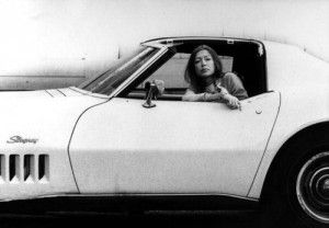Joan Didion: Corvette Stingrays, Joan Didion, Book Review, Style Icons, Tomboys Style, Joandidion, Old Cars, People, Photo