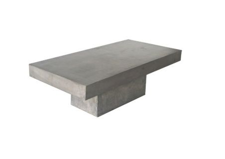 Perry Concrete Coffee Table  Size: L120xW60xH45 cm  Contact us for pricing.