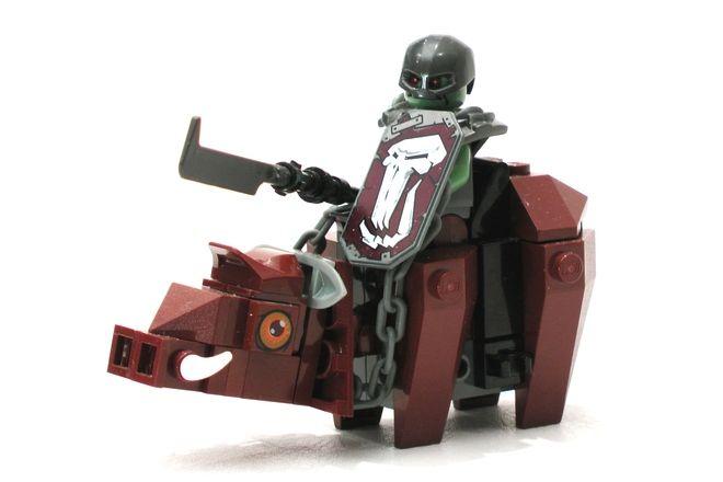 LEGO Ideas - Orc War Boar