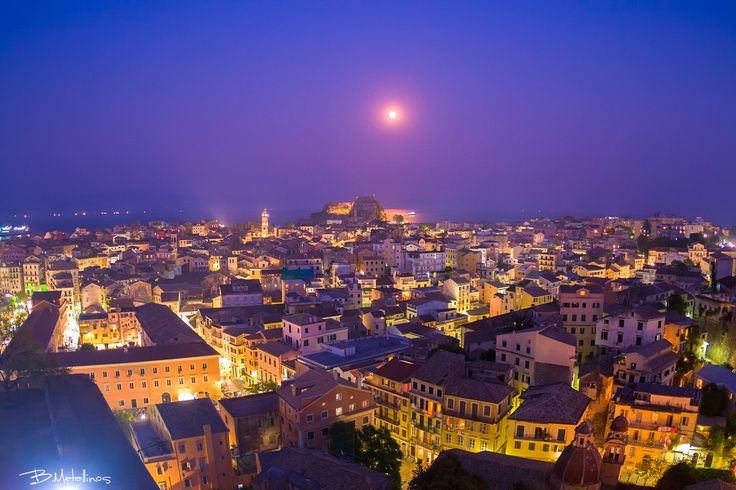 20 Best of φωτογραφίες της πόλης της Κέρκυρας στο Facebook το 2015 - Κέρκυρα