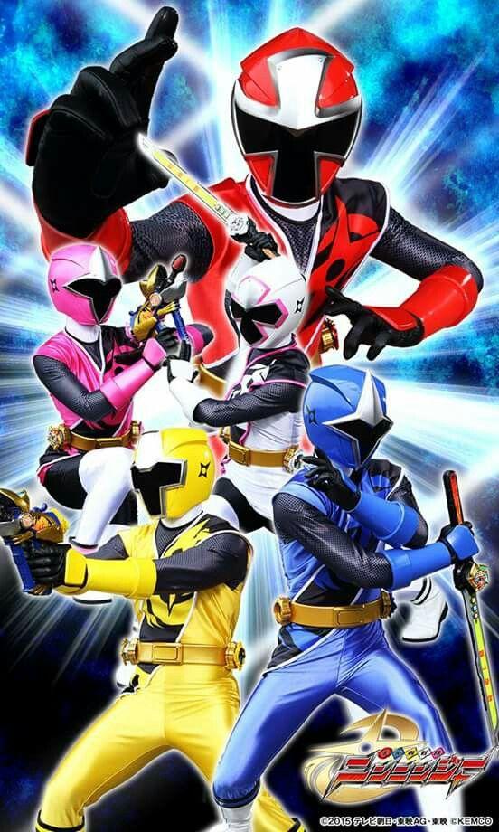 Power Rangers Ninja Steele