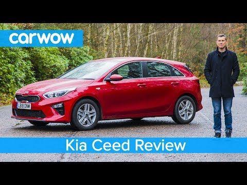 Kia Ceed 2019 In Depth Review Carwow Reviews Youtube Kia Ceed Kia New Cars