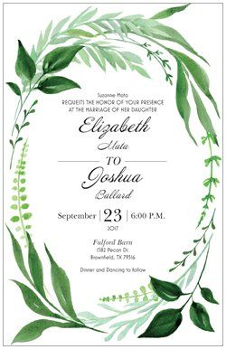 Did You Know Vistaprint Has Vertical Flat Wedding Invitations? Check Mine  Out! Create Anything