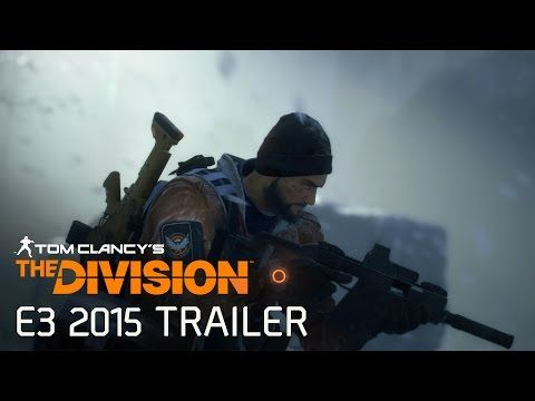 Tom Clancy's The Division Trailer & Dark Zone Multiplayer Reveal