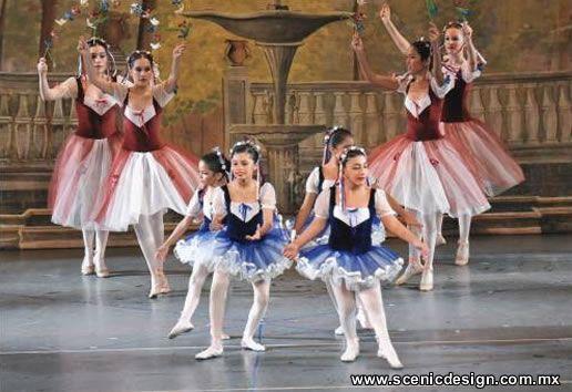 Tutus Románticos Para Ballet