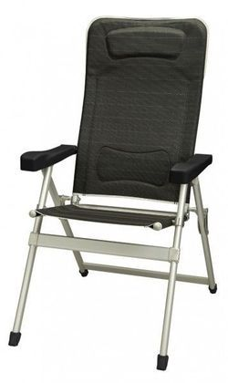Deze Westfield Prime stoel is de perfecte stoel voor mensen met rugklachten. Hij is ergonomisch gevormd met een lendesteun in de rugleuning! Verder is het een stevige stoel! >> http://www.kampeerwereld.nl/westfield-stoel-prime-grijs/