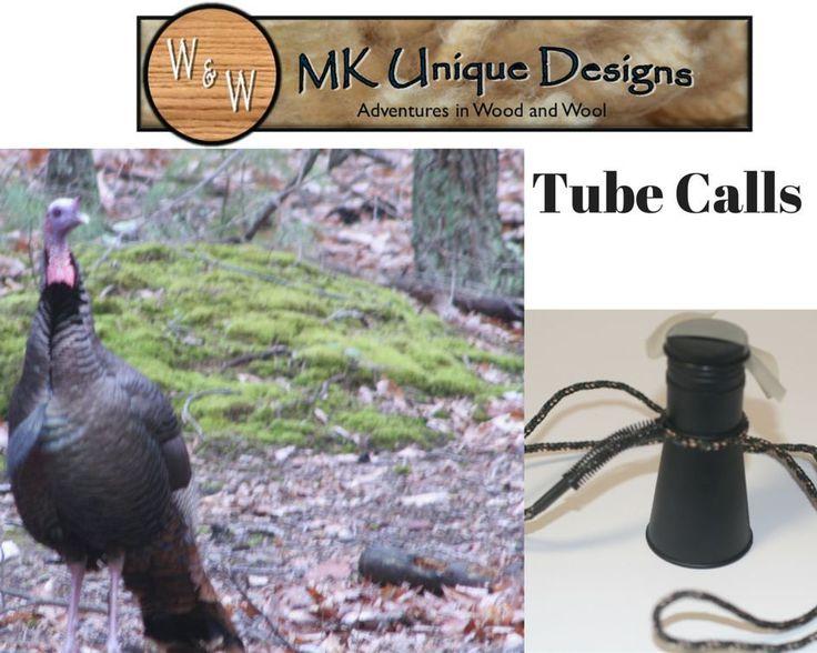 Tube Call buy MK Unique Designs  Turkey Hunting,calls #MKUniqueDesigns