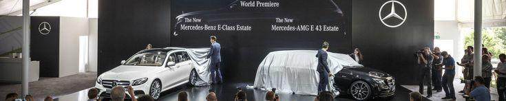 Revisiting the 2017 #MercedesBenz #EClass #Estate Unveiling http://www.benzinsider.com/2016/06/2017-mercedes-benz-e-class-estate-makes-its-public-debut/