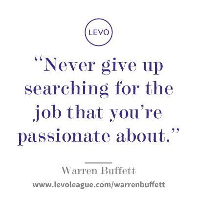 #Inspiration | Warren Buffett Quotation
