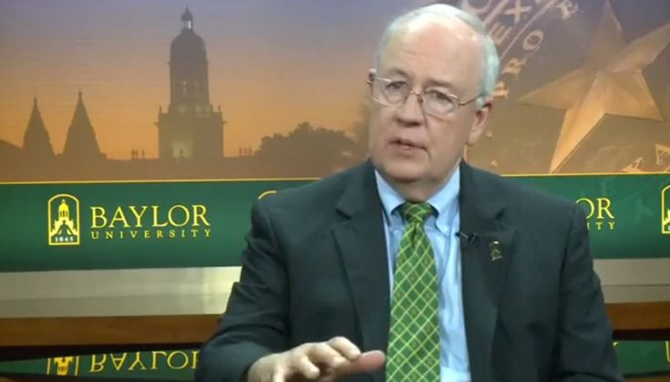 After Football Sex Scandal, Baylor U. Merely Demotes Ken Starr From President to Chancellor